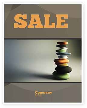 Business Concepts: Harmony Sale Poster Template #05723
