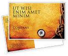 Business Concepts: Marine Postcard Template #05777