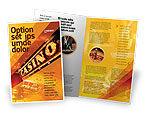 Careers/Industry: Casino Brochure Template #05811
