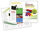 Education & Training: 팜플릿 템플릿 - 교육 시작 #05823