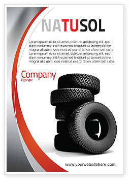 Tires Ad Template For Advertising Needs ID PoweredTemplatecom - Product ad template
