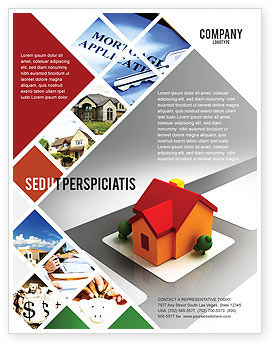 Planning For Building Suburb Flyer Template