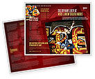 People: Breakdance Brochure Template #05913