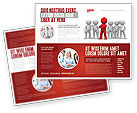 Business Concepts: Team Leader Brochure Template #05914