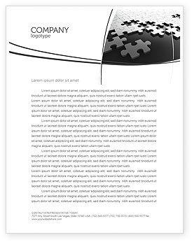 Consulting: Templat Kop Surat Teka-teki Perak #05940