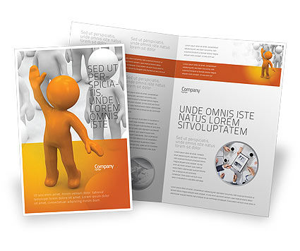 Education & Training: Victor Brochure Template #05968