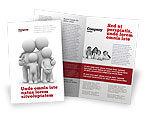 Religious/Spiritual: 3D Family Brochure Template #05970