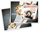 Education & Training: Kinderen En Wetenschap Brochure Template #06059