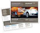Cars/Transportation: Open Weg Brochure Template #06070