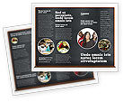 Education & Training: Blackboard Brochure Template #06184