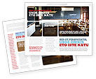 Education & Training: Gehoorzaal Brochure Template #06205