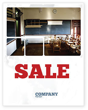 Education & Training: Gehoorzaal Poster Template #06205
