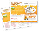 Medical: Herbal Medicine Brochure Template #06227