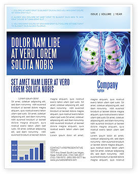 Pulmonology Newsletter Template