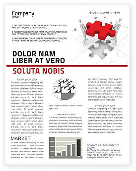 Consulting: Handling Newsletter Template #06255
