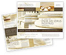 Construction: Dorische Zuilen Brochure Template #06332
