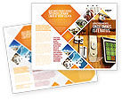 Careers/Industry: Absolutely Secure Brochure Template #06413