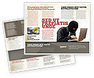 Legal: Modello Brochure - Hacking #06485