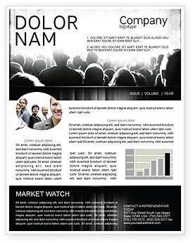 Mob Newsletter Template