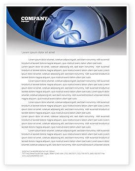 Medical: Medicine Letterhead Template #06812