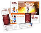Medical: Modello Brochure - Caduceo #06948