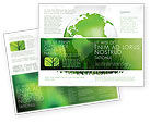 Global: Growing World Brochure Template #06989