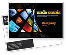Careers/Industry: Image Store Postcard Template #07060