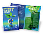 Global: Fertile Earth Brochure Template #07199