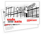 Careers/Industry: Marketing and Sales Postcard Template #07207