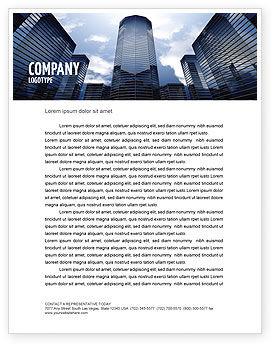 Construction: Modello Carta Intestata - Business center nel centro di #07208