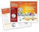 Technology, Science & Computers: Modello Brochure - Collegato al mondo #07240
