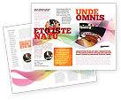 Careers/Industry: Roulette Brochure Template #07325