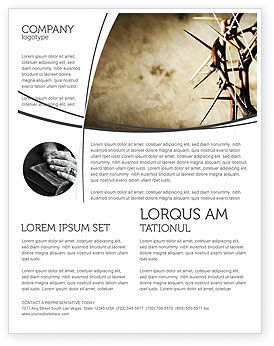 Thorns Flyer Template