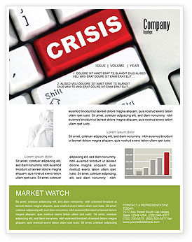 Crisis Button Newsletter Template