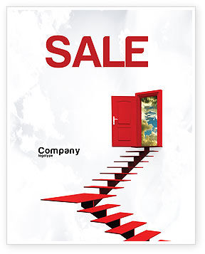 Better Way Sale Poster Template, 07416, Religious/Spiritual — PoweredTemplate.com
