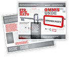 Consulting: Key Opportunity Brochure Template #07495