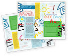 Education & Training: Childish Creation Brochure Template #07572
