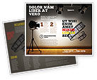 Careers/Industry: Photo Studio Brochure Template #07606