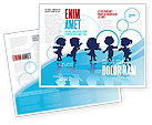 Education & Training: Little Children Brochure Template #07607