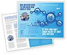 Technology, Science & Computers: Modello Brochure - E-comunicazione #07612