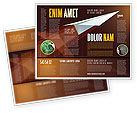 Business Concepts: Flying Up Brochure Template #07663