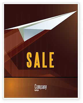 Business Concepts: Modello Poster - Volare up #07663