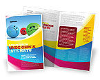 Careers/Industry: Emotions Brochure Template #07692