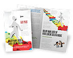Careers/Industry: Jigsaw Path Brochure Template #07872