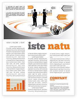 Consulting: Business Building Newsletter Template #07965