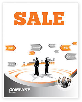 Consulting: Business Building Sale Poster Template #07965