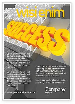 Consulting: Modelo de Anúncio - motivação do sucesso #08080