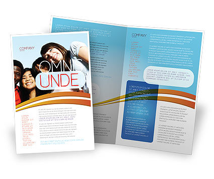 Summer Camp Brochure Template Design And Layout Download Now - Summer camp brochure template