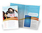 Education & Training: Summer Camp Brochure Template #08110