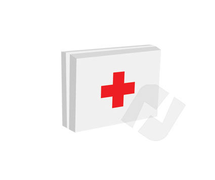 First Aid Kit Vector Clip Art